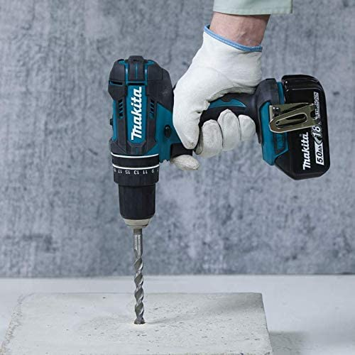 perceuse visseuse à percussion Makita DHP482Z