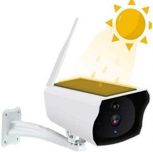 La caméra de surveillance sans fil Roebii