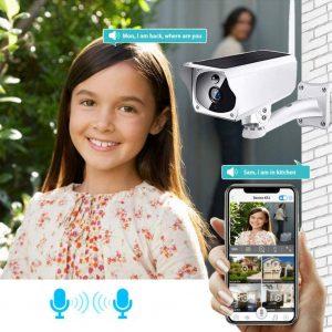 caméra de surveillance sans fil Globalqi-athletics
