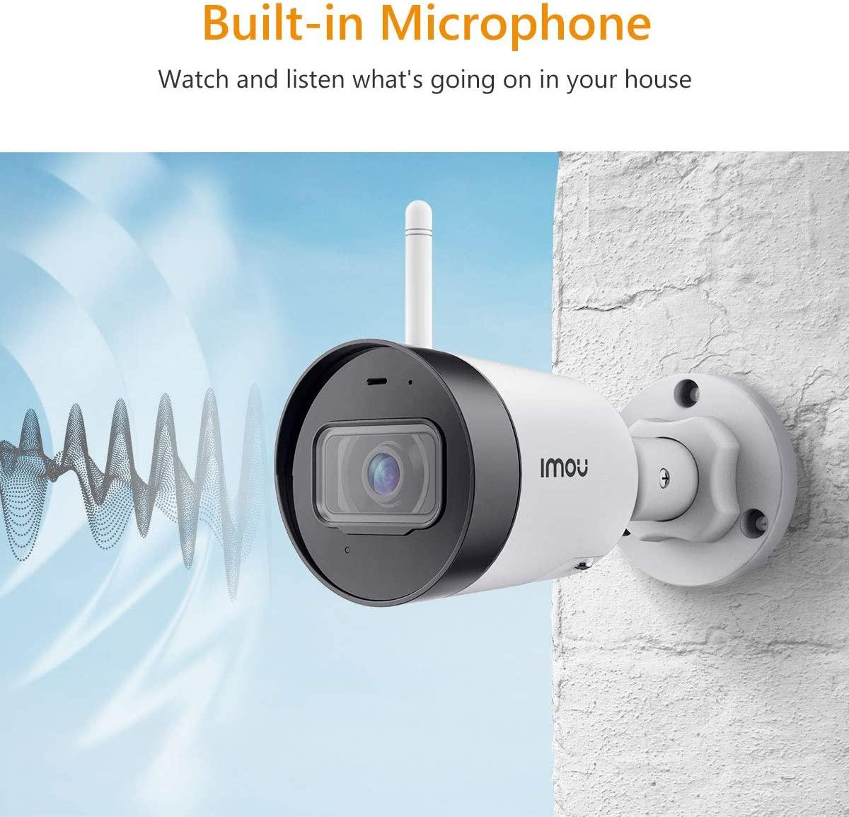 caméra de surveillance sans fil Imou