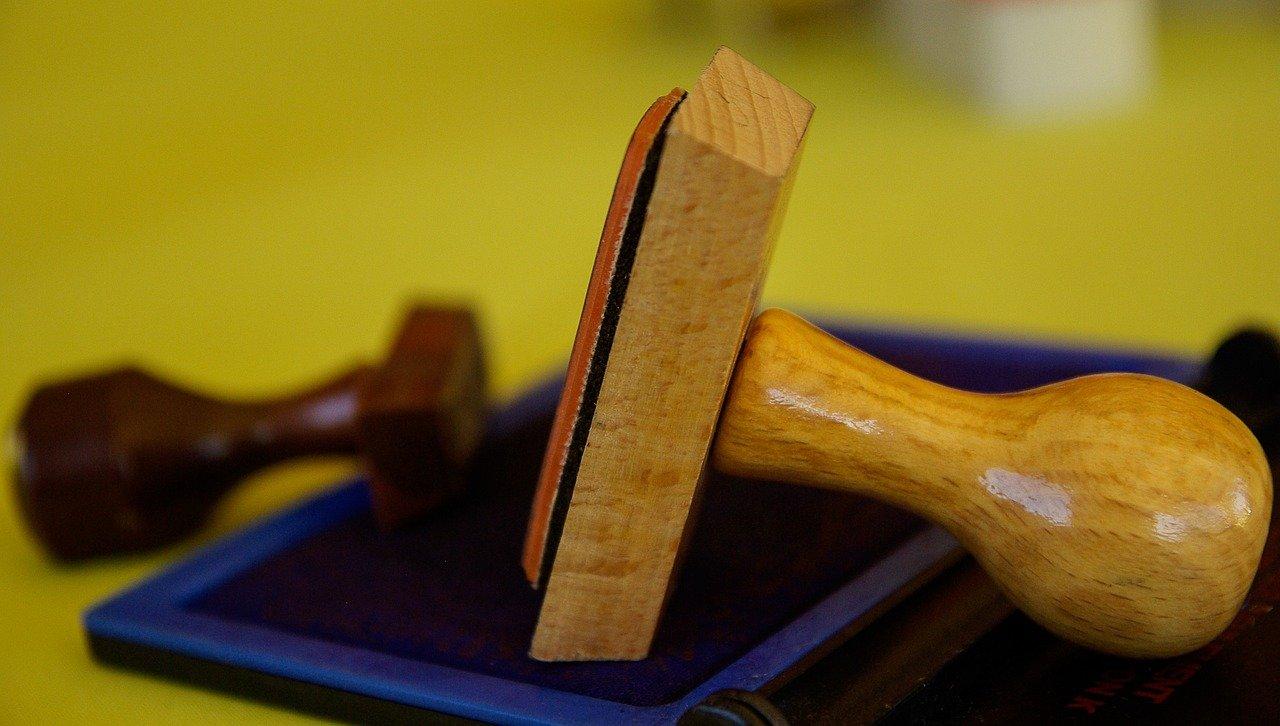 Tampon encreur Utilisez un tampon encreur pour simplifier les tâches de votre bureau
