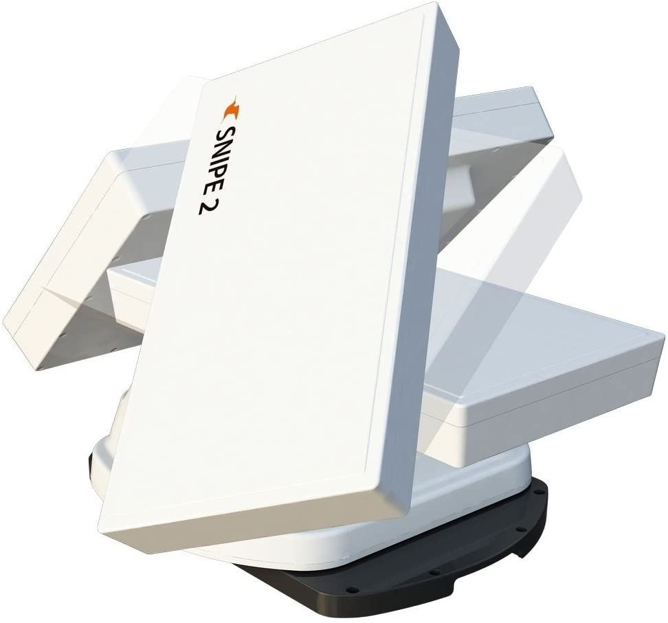 antenne parabolique pour camping-car SELFSAT SNIPE