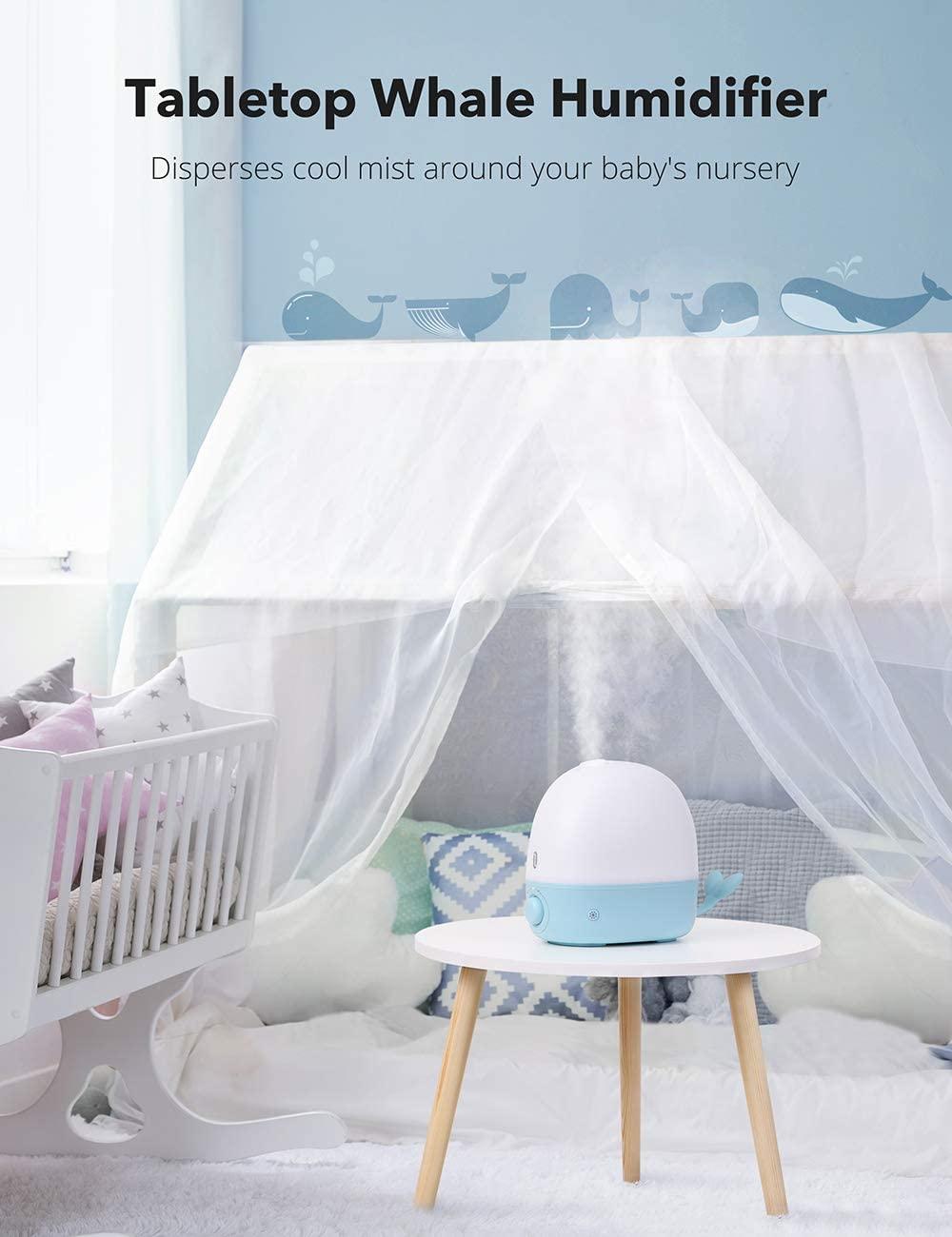 humidificateur d'air bébé LED TaoTronics