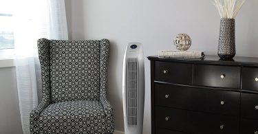 Brandson Ventilateur colonne avec telecommande Les meilleurs ventilateurs colonne en 2021