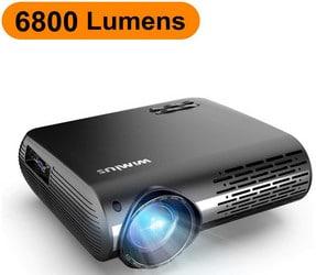 Vidéoprojecteur Wimius P20 6800 Lumens
