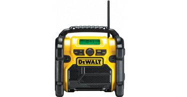 Comparatif pour choisir la meilleure radio chantier