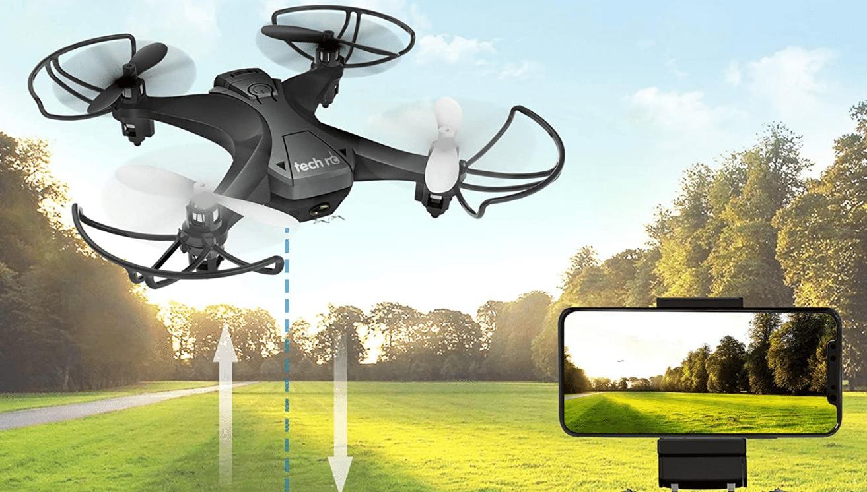 Meilleur drone caméra pas cher