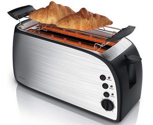 Test et avis sur le grille-pain pas cher Arendo