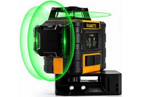 Test et avis sur le niveau laser rotatif Kaiweets